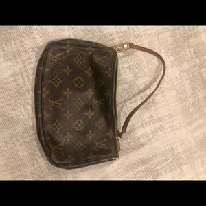 Louis Vuitton Signature small handbag